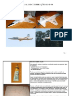 Manual de Construção Do T-38