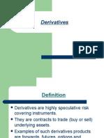 7 Derivatives