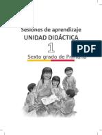 Orientaciones Para La Planificacion-unidad01-6grado