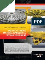 Macton Industrial Brochure