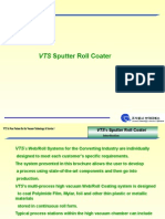 FCCL Web Coater (Roll to Roll)