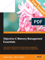 Objective-C Memory Management Essentials - Sample Chapter
