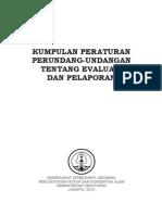 Kumpulan Peraturan Perundang-undangan Tentang Evaluasi Dan Pelaporan