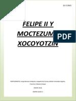 TRABAJO INTERDISCIPLINAR_FELIPE II Y MOCTEZUMA II.pdf
