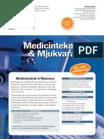 Medicinteknik & Mjukvara