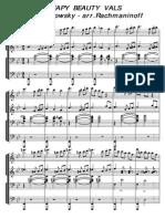 IMSLP12086 Tchaikovsky Rachmaninoff Sleeping Beauty Duet