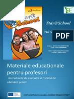 Instrumente de Evaluare a Riscului de Abandon Şcolar