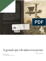 JAKOBSON, Roman - A Geração Que Esbanjou Seus Poetas