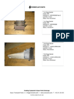 Frame 9 FA DLN2.0 Capital Spares for Sale - www.powerplant.parts
