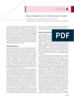 Mechanical loads - bone response