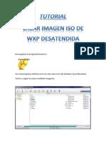 Craer imagen desatendida del Wxp