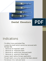 Dental Elevators