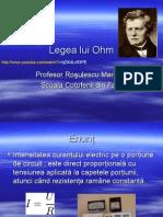Legea Lui Ohm
