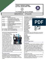 Newsletter 180