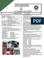 Newsletter 181