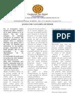Boletín Fundación San Rafael Nro. 32