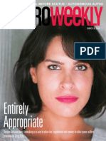 Metro Weekly - 03-19-15 - Desiree Akhavan