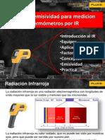 Control de Emisividad Para Medicion en IR