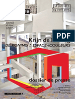Espace-couleurs de Krijn de Koning