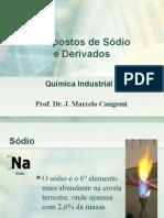 Aula 3 - Indústrias Dos Compostos de Sódio e Indústria Do Cloro e Derivados