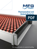 Pharmaceutical Catalog 2014 Tray Sizes