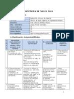 Planificación de Modulo Reducción Pimaria de Material.
