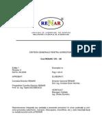 CR-00 Criterii Gen Acredit E1 R0
