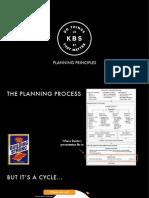 planning principles d&a presentation