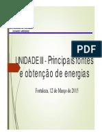 Aula 4 Fontes Energia