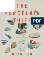 THE PORCELAIN THIEF by HUAN HSU-Excerpt