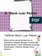 Bank Luar Pesisir