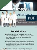 Ricky Iskandar - Radiologi-Atelektasis