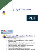 04 Teaching Legal Tr