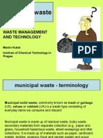 3) Municipal Waste