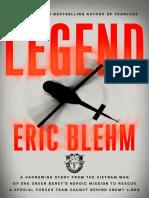 LEGEND by ERIC BLEHM-Excerpt
