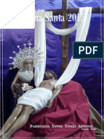 Revista Semana Santa 2015