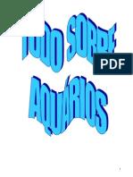 Tudo Sobre Aquarios