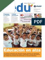 PuntoEdu Año 11, número 334 (2015)
