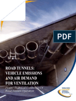PIARC 2012 Vehicle Emissions and Air Demand for Ventilation