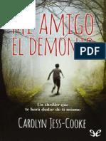 Mi Amigo El Demonio - Carolyn Jess-Cooke