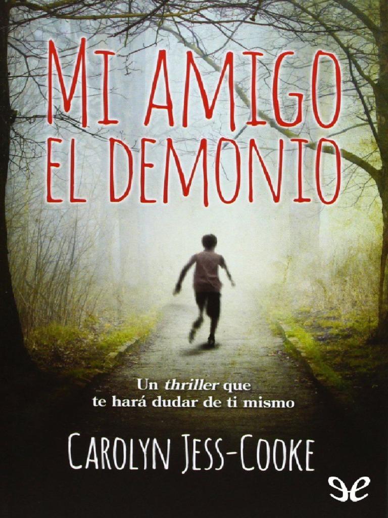 Mi Amigo El Demonio - Carolyn Jess-Cooke 5a293f07822