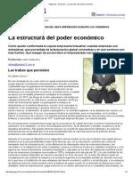 Página_12 __ Economía __ La Estructura Del Poder Económico