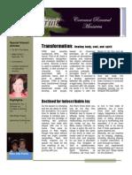 CRM Newsletter-Quarterly April 2008