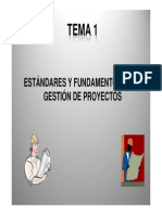 Ficha 1. Project management