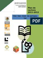 Plan de Lectura. Jamapa 2011-2012