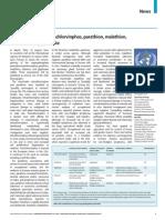 Carcinogenicity of Tetrachlorvinphos, Parathion, Malathion, Diazinon, And Glyphosate