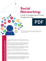 USAID Guide for Social Networking