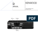 Kenwood TK-7102 (Manual de Servicio)