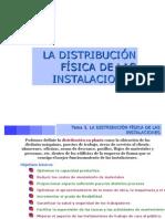 3. Distribucion Fisica de Las Instalaciones