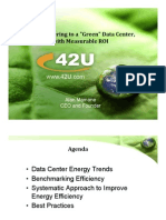 Green Data Center With ROI
